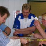 2009 Mannsch. Dart Turnier (9/92)